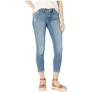 NWT Lucky Brand Ava Cropped Jeans sz 2
